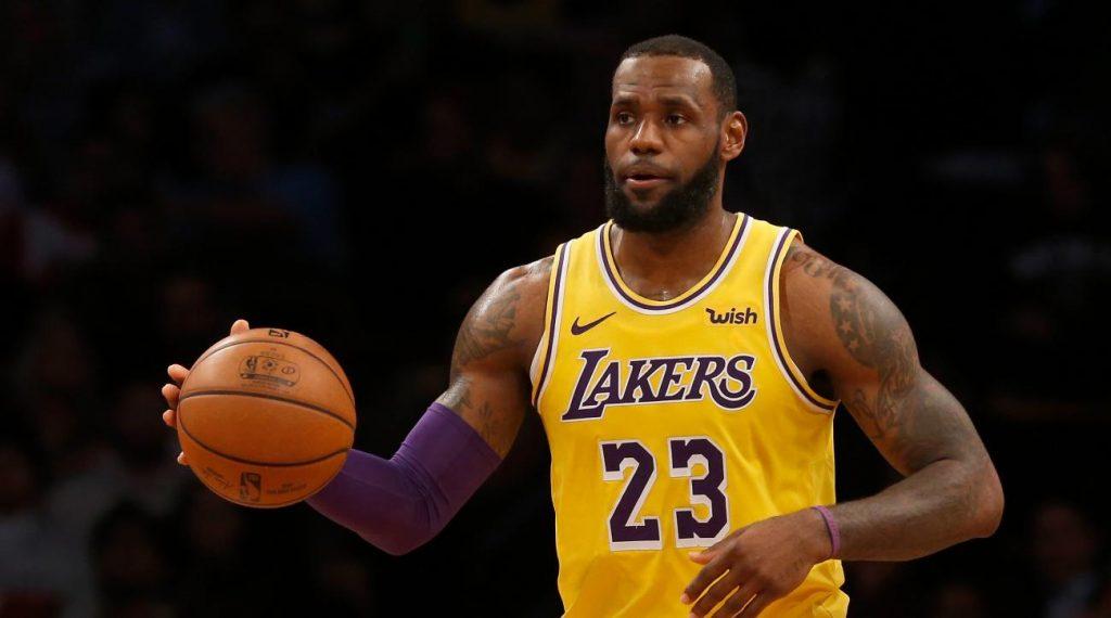 photos officielles 79300 5bb51 LeBron James dispose toujours des plus gros revenus en NBA ...