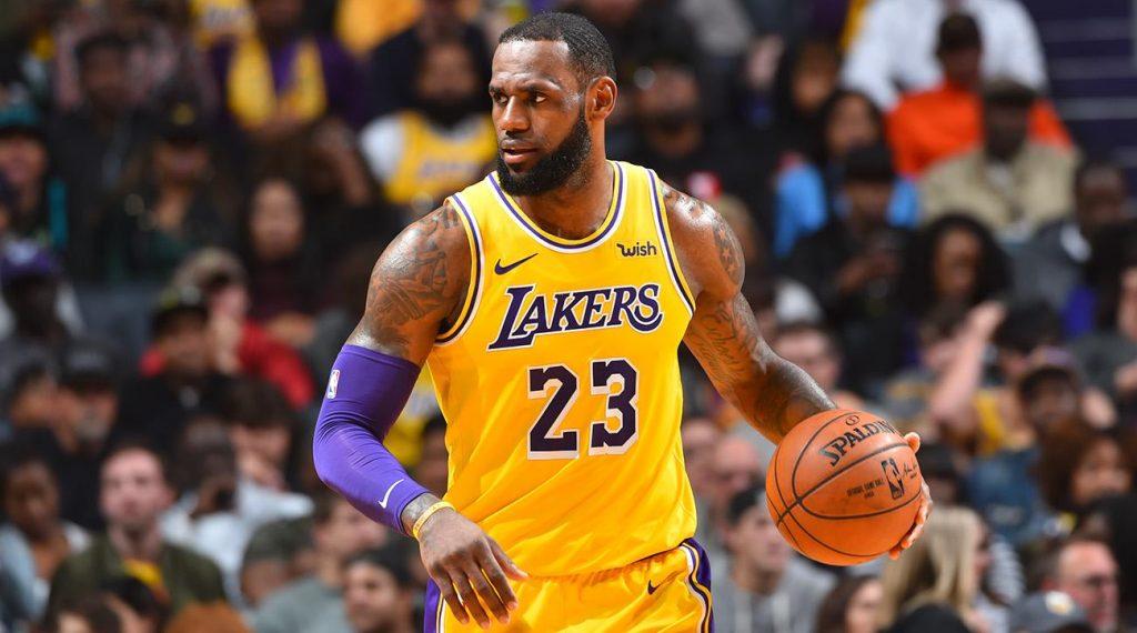 LeBron James, 4e meilleur marqueur de l'histoire de la NBA