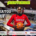 Khadidiatou Diouf débute sa carrière pro en Espagne