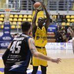 Serie A2 – Ousmane Diop s'offre 18 points face au Latina Basket