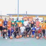Côte d'Ivoire – La FIBB a tenu son premier camp de détection des grandestailles chez les jeunes