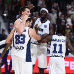 Ligue des champions : Dijon qualifié pour le Final 8 après avoir battu Nijni-Novgorod