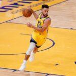 Stephen Curry et les Golden State Warriors enchaînent à Cleveland