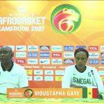 Moustapha Gaye, coach du Sénégal : «Déçu d'avoir perdu»
