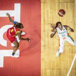 Afrobasket féminin : Sénégal-Nigéria et Cameroun-Mali pour les demi-finales