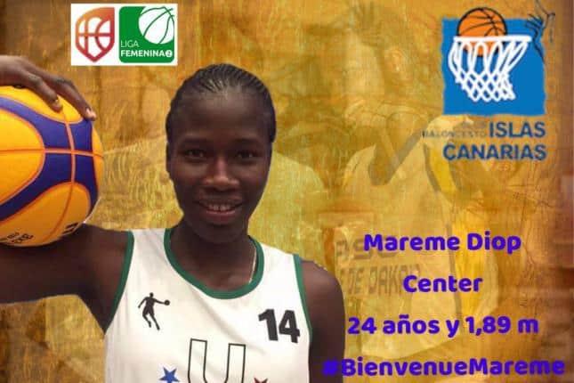"""Mareme-diop Entretien – Mareme Diop : """"On ne refuse jamais l'appel de la nation..."""" Gaindés"""