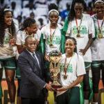 Le Cameroun abritera l'Afrobasket Féminin 2021